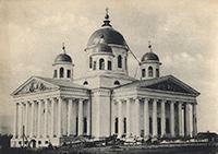 Воскресенский собор – памятник воинской славы